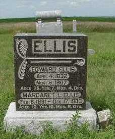 ELLIS, EDWARD - Sioux County, Iowa | EDWARD ELLIS