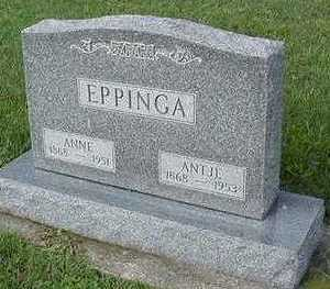 EPPINGA, AMTJE - Sioux County, Iowa | AMTJE EPPINGA