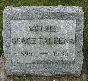 FALKENA, GRACE - Sioux County, Iowa | GRACE FALKENA