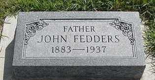 FEDDERS, JOHN - Sioux County, Iowa | JOHN FEDDERS