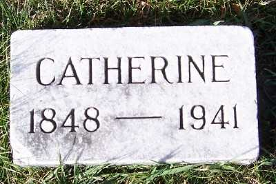 FINCH, CATHERINE - Sioux County, Iowa | CATHERINE FINCH