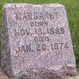 FITZGERALD, MARGARET (1888-1974) - Sioux County, Iowa | MARGARET (1888-1974) FITZGERALD