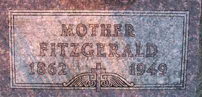 FITZGERALD, MOTHER - Sioux County, Iowa | MOTHER FITZGERALD