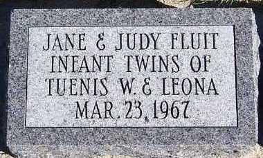 FLUIT, JANE - Sioux County, Iowa | JANE FLUIT