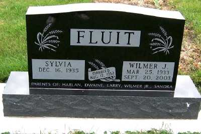 FLUIT, WILMER J. - Sioux County, Iowa | WILMER J. FLUIT