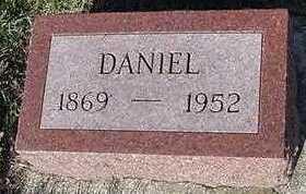 FLUTH, DANIEL - Sioux County, Iowa   DANIEL FLUTH