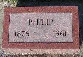 FLUTH, PHILIP - Sioux County, Iowa | PHILIP FLUTH