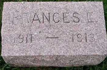 FLYNN, FRANCES E. - Sioux County, Iowa | FRANCES E. FLYNN