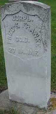 FRANKE, FRED K. - Sioux County, Iowa   FRED K. FRANKE