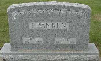 FRANKEN, EVERT - Sioux County, Iowa | EVERT FRANKEN