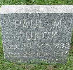 FUNCK, PAUL - Sioux County, Iowa | PAUL FUNCK