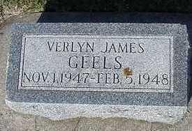 GEELS, VERLYN JAMES - Sioux County, Iowa   VERLYN JAMES GEELS