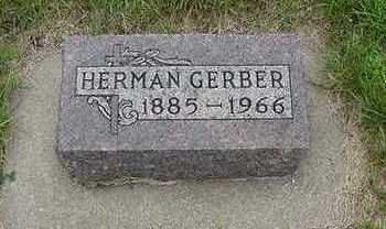 GERBER, HERMAN - Sioux County, Iowa | HERMAN GERBER