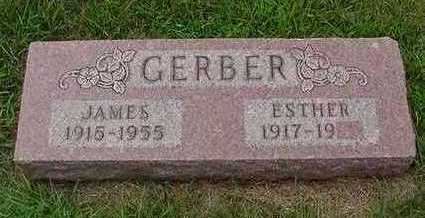 GERBER, JAMES - Sioux County, Iowa | JAMES GERBER