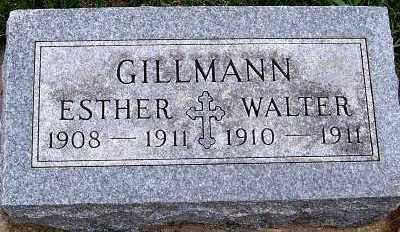 GILLMANN, ESTHER - Sioux County, Iowa | ESTHER GILLMANN