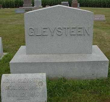 GLEYSTEEN, HEADSTONE - Sioux County, Iowa | HEADSTONE GLEYSTEEN