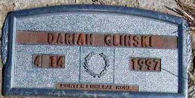 GLINSKI, DARIAN - Sioux County, Iowa | DARIAN GLINSKI
