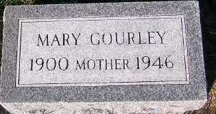 GOURLEY, MARY - Sioux County, Iowa | MARY GOURLEY