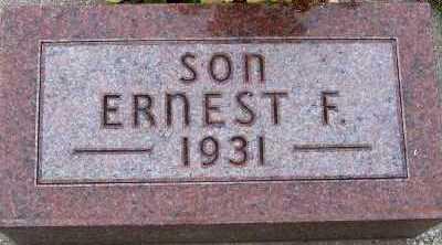 GRADERT, ERNEST F. - Sioux County, Iowa | ERNEST F. GRADERT