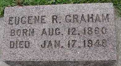GRAHAM, EUGENE R. - Sioux County, Iowa | EUGENE R. GRAHAM
