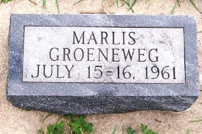 GROENEWEG, MARLIS - Sioux County, Iowa | MARLIS GROENEWEG