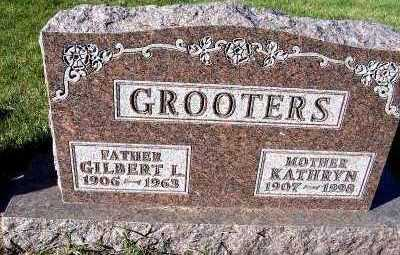 GROOTERS, KATHRYN - Sioux County, Iowa | KATHRYN GROOTERS