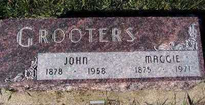 GROOTERS, MAGGIE - Sioux County, Iowa | MAGGIE GROOTERS