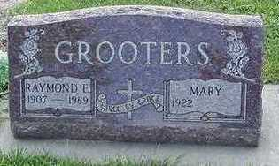 GROOTERS, MARY - Sioux County, Iowa | MARY GROOTERS