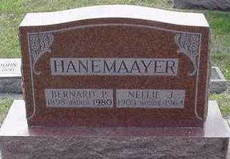 HANEMAAYER, NELLIE J. - Sioux County, Iowa | NELLIE J. HANEMAAYER