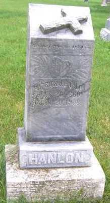 HANLON, PATRICK J. - Sioux County, Iowa | PATRICK J. HANLON