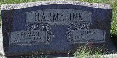 HARMELINK, HERMAN - Sioux County, Iowa | HERMAN HARMELINK