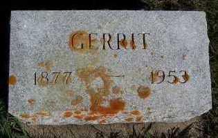 HAUPT, GERRIT - Sioux County, Iowa | GERRIT HAUPT