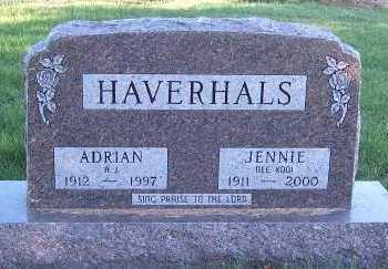 KOOI HAVERHALS, JENNIE - Sioux County, Iowa | JENNIE KOOI HAVERHALS