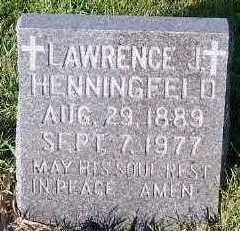 HENNINGFELD, LAWRENCE J. - Sioux County, Iowa | LAWRENCE J. HENNINGFELD