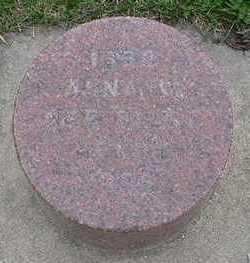 HENRY, ANNA W. L. - Sioux County, Iowa | ANNA W. L. HENRY