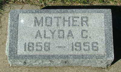 HEUSINKVELD, ALYDA C. - Sioux County, Iowa | ALYDA C. HEUSINKVELD