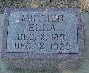 HEUSINKVELD, ELLA - Sioux County, Iowa | ELLA HEUSINKVELD