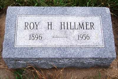 HILLMER, ROY H. - Sioux County, Iowa | ROY H. HILLMER