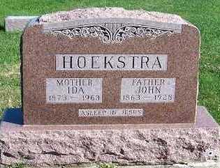 HOEKSTRA, JOHN - Sioux County, Iowa | JOHN HOEKSTRA