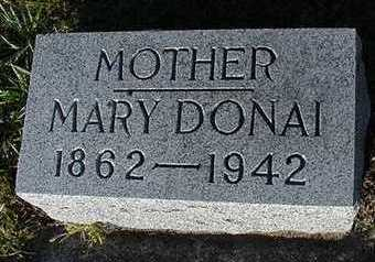 DONAI HOFLAND, MARY - Sioux County, Iowa | MARY DONAI HOFLAND