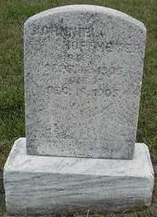 HOFMEYER, JOHNNIE - Sioux County, Iowa   JOHNNIE HOFMEYER