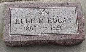 HOGAN, HUGH M. - Sioux County, Iowa | HUGH M. HOGAN