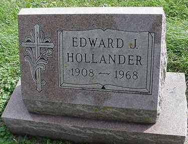 HOLLANDER, EDWARD J. - Sioux County, Iowa | EDWARD J. HOLLANDER