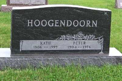 HOOGENDOORN, PETER - Sioux County, Iowa | PETER HOOGENDOORN