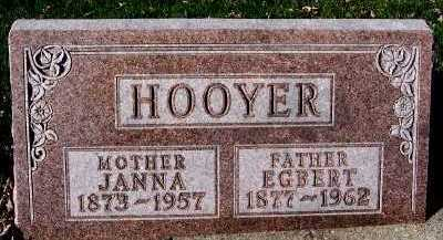 HOOYER, EGBERT - Sioux County, Iowa | EGBERT HOOYER