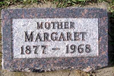 HORN, MARGARET - Sioux County, Iowa | MARGARET HORN