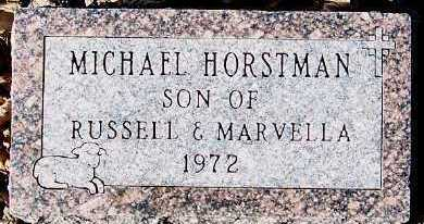 HORSTMAN, MICHAEL - Sioux County, Iowa | MICHAEL HORSTMAN