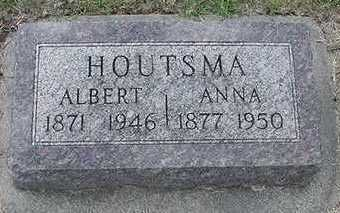 HOUTSMA, ALBERT - Sioux County, Iowa | ALBERT HOUTSMA