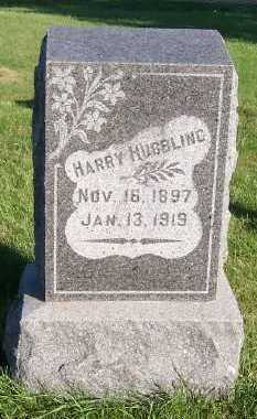 HUBBLING, HARRY - Sioux County, Iowa | HARRY HUBBLING