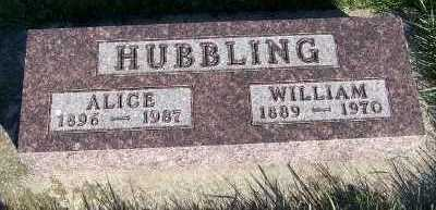 HUBBLING, WILLIAM - Sioux County, Iowa | WILLIAM HUBBLING